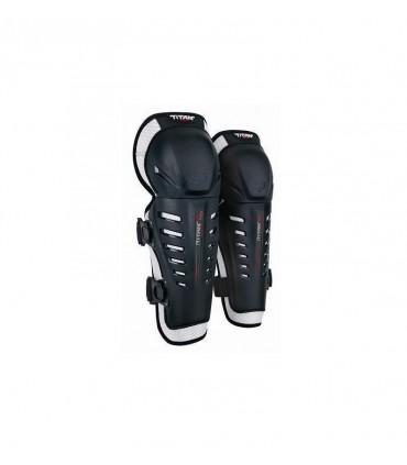 Protectie Fox MX-GURAD TITAN RACE KNEE/SHIN GUARD CE BLACK