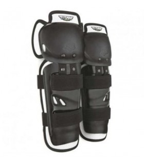 Protectie Fox MX-GUARDS TITAN SPORT KNEE/SHIN GRD CE BLACK