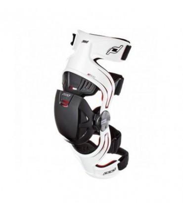 Protectii MX POD K3 Knee Brace White/Red