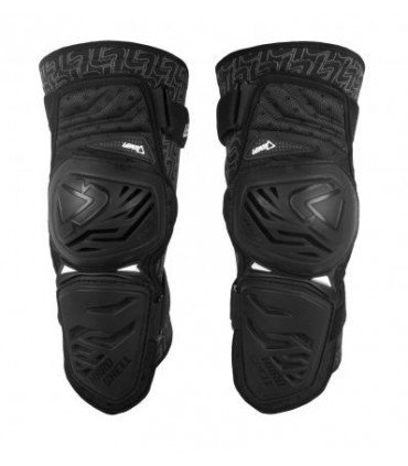 Protectie LEATT KNEE GUARD ENDURO NEGRU
