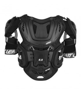 Protectii Protectie LEATT CHEST PROTECTOR 5.5 PRO HD NEGRU Leatt Xtrems.ro