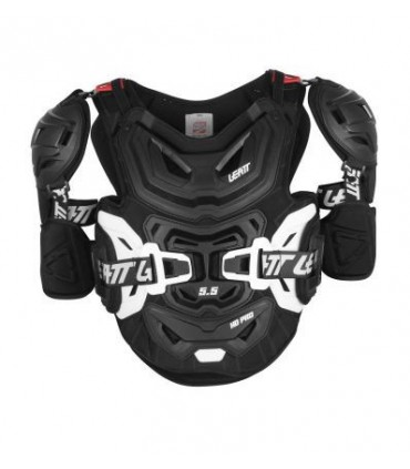 Protectie LEATT CHEST PROTECTOR 5.5 PRO HD NEGRU