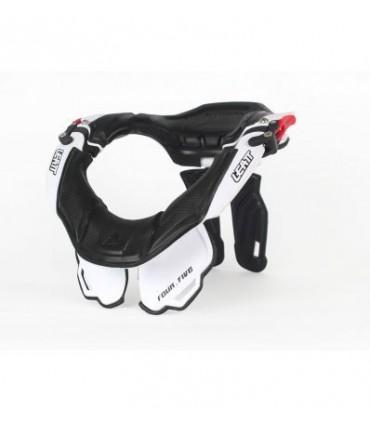 Protectie LEATT NECK BRACE DBX 4.5 ALB