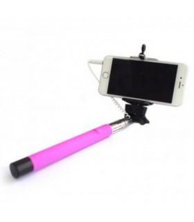 Mobile Selfie Stick Tellur Z07-5 Plus, Neon Pink Tellur Xtrems.ro