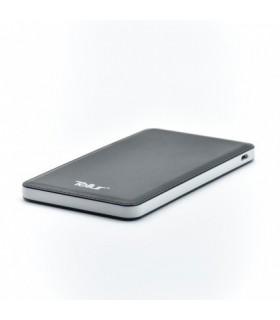Baterie Externa Tellur Super Slim Line Black