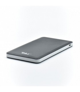 Baterii externe Baterie Externa Tellur Super Slim Line 5000 mAh Black Tellur Xtrems.ro