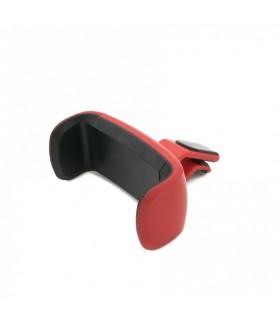 Suport telefon Tellur pentru grila de aerisire Rosu