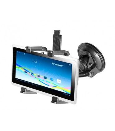 Suport auto pentrut tableta cu prindere in tetiera si parbriz TRACER 950