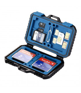 Accesorii camere video Carcasa Carduri Sd, Micro Sd, Sim, Nano Sim 27 in 1 PULUZ PULUZ Xtrems.ro