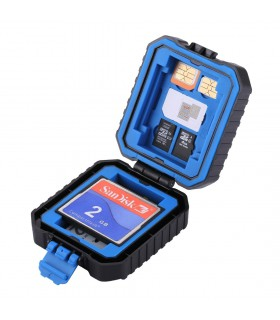 Carcasa Carduri 11 in 1 Sd, Micro Sd, Sim, Micro Sim, Nano Sim PULUZ