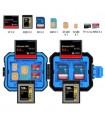 Accesorii camere video Carcasa Carduri 11 in 1 Sd, Micro Sd, Sim, Micro Sim, Nano Sim PULUZ PULUZ Xtrems.ro
