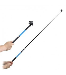 Accesorii camere video Selfie Stick Carbon 2.7 M Telescopic Telesin Xtrems.ro
