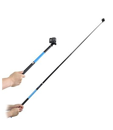 Selfie Stick Carbon 2.7 M Telescopic