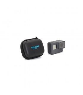 Geanta Mini Transport Camera sau Baterii Telesin - Compatibila Gopro, Sjcam, Xiaomi