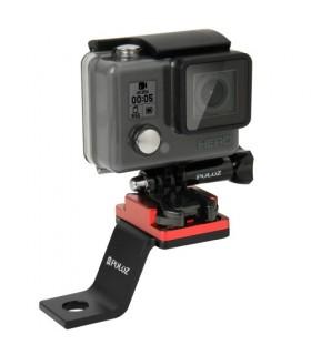 Suport Metalic De Prindere Camera pe Motocicleta / Bicicleta compatibil Gopro