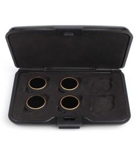 Filtre Set 4 Filtre Dji Mavic Pro / Platinum ND4/ND8/ND16/ND32 + Husa Transport Xtrems Xtrems.ro