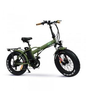 Bicicleta Electrica Pliabila E-Twow Gentle Electric V2