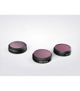Accesorii Set 5 filtre pentru DJI Mavic Air PGYTECH Xtrems.ro