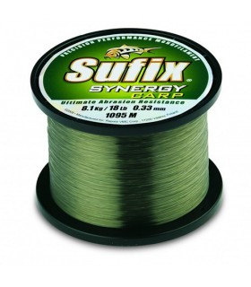 Fir Sufix SYNERGY CARP TRANS GREEN