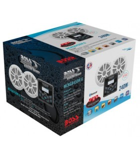 Boxe Boss Marine sistem audio 240W BOSS Audio Xtrems.ro