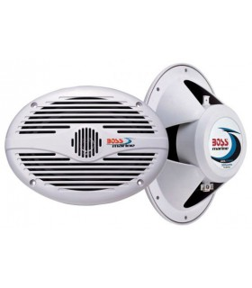 Boxe Boss Marine set 2 boxe 350W (alb) BOSS Audio Xtrems.ro