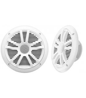 Boxe Boss Marine set 2 boxe 180W (alb) BOSS Audio Xtrems.ro