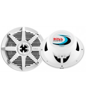 Boxe Boss Marine set 2 boxe 150W (alb) BOSS Audio Xtrems.ro