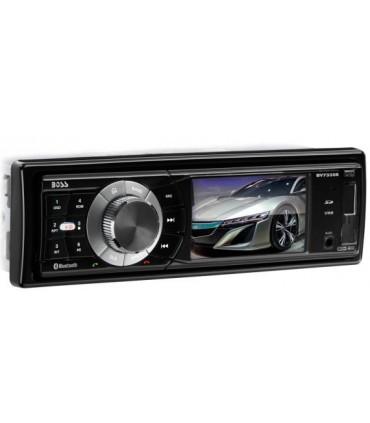 """Boss Audio DVD player & bluetooth 3,2"""" Single-DIN (negru)"""