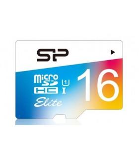 Mai mult despre Card de memorie Silicon Power MicroSD 16GB cu Adaptor