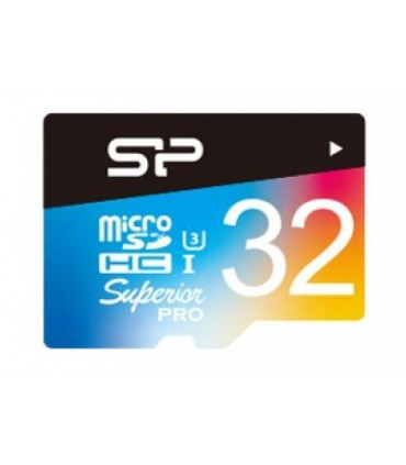 Card de memorie Silicon Power MicroSD 32GB Superior