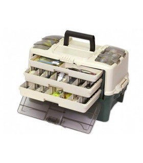 Cutie Plano hibrid - 3 sertare rabatabile