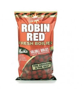 Boilies/Dipuri Dynamite Baits Robin Red boilies solubil 18mm 1kg Dynamite Baits Xtrems.ro