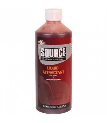 Dynamite Baits Source Liquid Attractant & Re-hydration Soak 500ml