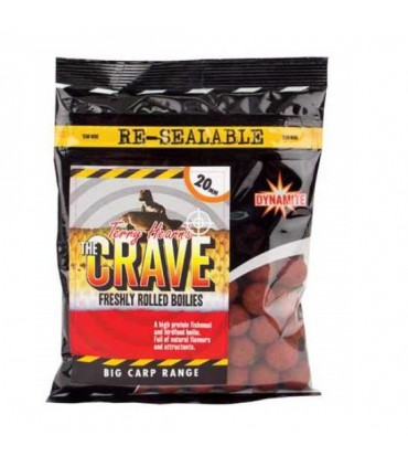 Dynamite Baits The Crave boilies 20mm 350g