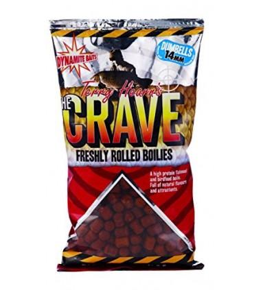 Dynamite Baits The Crave 14mm Dumbells S/L 1 kg