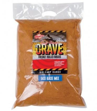 Dynamite Baits The Crave Base Mix 5kg