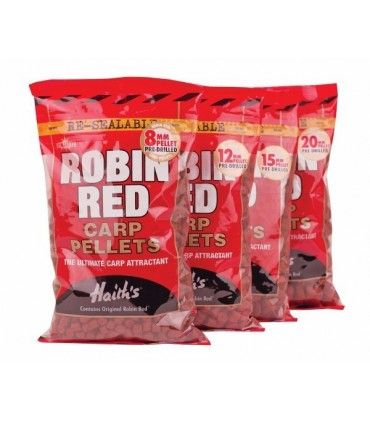 Dynamite Baits Robin Red Carp pellet 15mm 900g