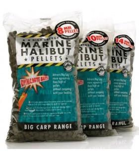 Dynamite Baits Marine Halibut Pellet 14mm 900g