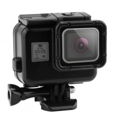 Carcasa subacvatica GoPro Hero 5, 6, 7 Black + usa touchscreen