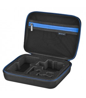Geanta Marime M Pentru Depozitare Si Transport Compatibila Camera Video Sport - Gopro, Sjcam, Xiaomi, Sony