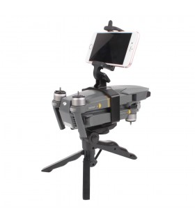Grip Stabilizator / Tripod Cu Suport Smartphone Drona Dji Mavic Pro / Platinum