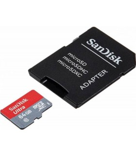 Card de memorie SanDisk MicroSDHC Ultra 32GB, Class 10 +
