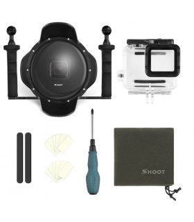 Subacvatice Dome Subacvatic Compatibil Gopro Gopro 5/6/7 Black Xtrems Xtrems.ro