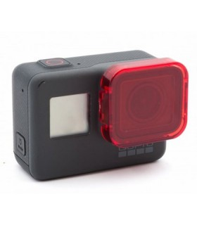 Filtre Filtru rosu compatibil camera GoPro Hero 5, 6 si 7 Black Xtrems Xtrems.ro