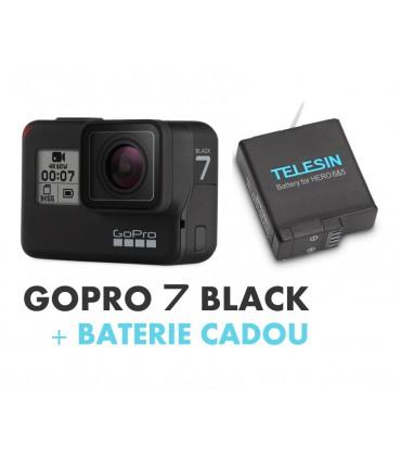 GoPro Hero 7 Black + Baterie Compatibila Cadou