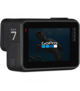 GoPro GoPro Hero 7 Black + Selfie Stick Aluminiu 96 cm Cadou GoPro Xtrems.ro