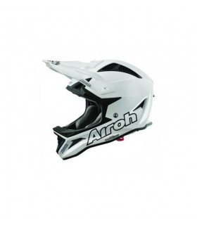 Casti Casca AIROH FIGHTERS COLOR WHITE GLOSS Airoh Xtrems.ro