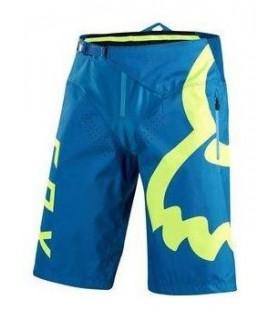 Pantaloni Pantaloni FOX MTB-PANT DEMO SHORT TEAL Fox Xtrems.ro