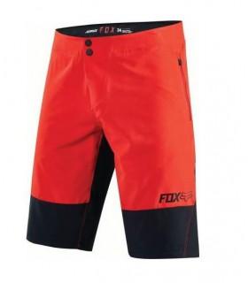 Pantaloni Pantaloni FOX MTB-PANT ALTITUDE SHORT NO LINER RED/BLACK Fox Xtrems.ro