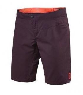 Pantaloni Pantaloni FOX MTB-SHORT WOMENS RIPLEY SHORT PLUM Fox Xtrems.ro